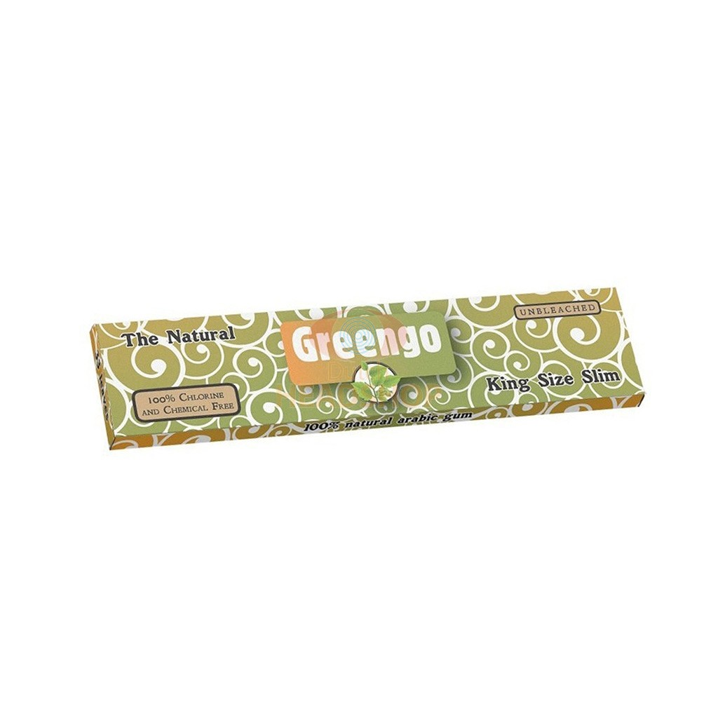 Greengo Papers | King-Size Slim