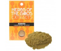Damiana extrakt 10X [Turnera Diffusa] (Herbs of the Gods) 5 Gramm