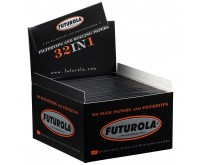 Futurola Papers und Filter Tips | King-Size Slim