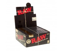 RAW Black Rolling Paper | King-Size Slim