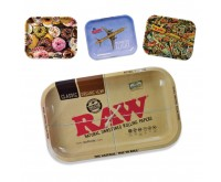 Rolling Trays Metall (RAW) 17,5 x 27,5 cm